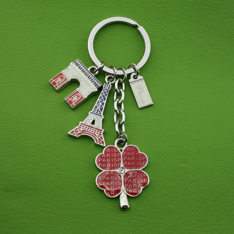 Travel Souvenir keychains